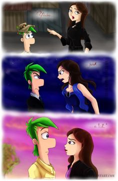 """Vanessa: Look, no offense kid, but for the last time I don't need your help. *** Vanessa: How would you know Ferb? You're just a kid! *** Ferb: Still """"just a kid"""" to you? Vanessa: No. You're still ..."""