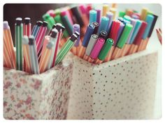 Stabilo fineliners - loved them in school and still do!