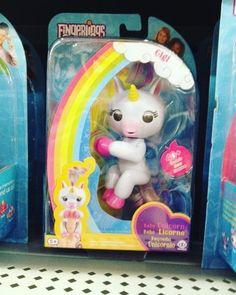 Found the unicorn fingerling #fingerlings