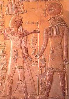 HERU the Elder from Ancient Kemet.