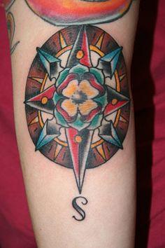Compass Rose Tattoo Elbow Compass Rose Tattoo Elbow Compass Rose Tattoo, Rose Sketch, Tattoo Inspiration, Watercolor Tattoo, Tattoos, Tatuajes, Japanese Tattoos, Tattoo, Tattoo Illustration