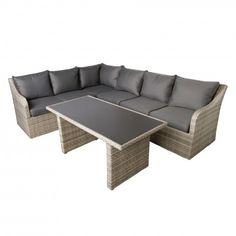 Bardani Lazaro loungeset grijs