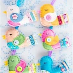 DIY Easter Birds