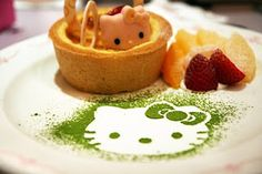 A Taste of Koko: Hello Kitty Restaurant (wanna eat here!)