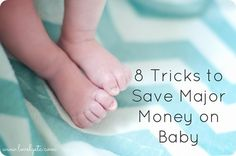 Save some major money on baby
