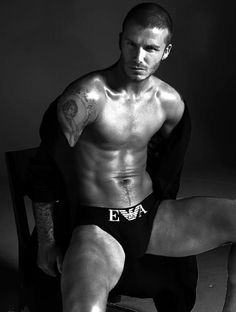 David Beckham: He never gets old