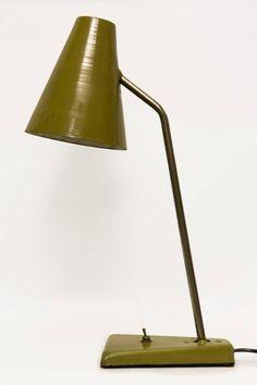 € 114,95 - Stijlvolle bureaulamp, te dateren rond begin jaren 50 ...