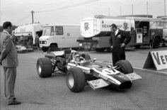 F1 COOPER T86 ALFA ROMEO L. BIANCHI BRITISH GP 1967