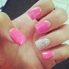 My solar nails :)