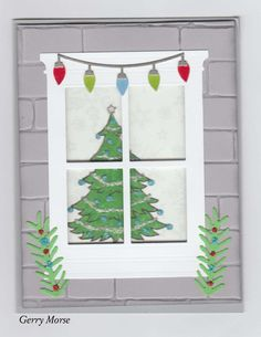 Oh, Christmas Tree http://vegasgems.blogspot.com/2016/12/oh-christmas-tree.html