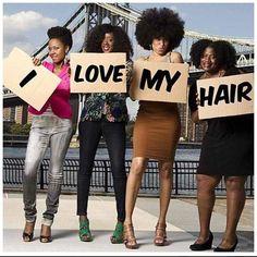 http://www.shorthaircutsforblackwomen.com/teaching-little-black-girls-to-show-their-hair-love-care/  LOVE your natural hair!