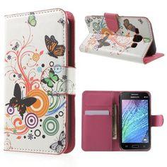 Köp Plånboksfodral Samsung Galaxy J1 butterfly online: http://www.phonelife.se/planboksfodral-samsung-galaxy-j1-butterfly
