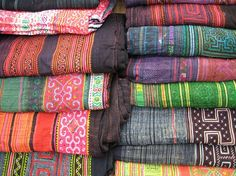Hmong blankets