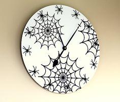 Como hacer un reloj de Halloween