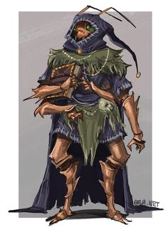 Some Entyrians are born with four arms and usually are relegated to worker roles. Dungeons And Dragons Characters, Dnd Characters, Fantasy Characters, The Elder Scrolls, Alien Creatures, Fantasy Creatures, Fantasy Inspiration, Character Design Inspiration, Dark Souls