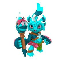 "Lightseekers from TOMY is an action-adventure role-playing game built for mobile and tablet that integrates video games and smart action figures with artificial intelligence, augmented reality, interactive trading cards and more. The high-tech FusionCore -- the powerful minicomputer embedded within each action figure and the ""brains"" behind the smart connected toys -- eliminates the need for cumbersome portals, allowing the game to connect to TOMY's 7-inch smart action figures. For ages 8…"