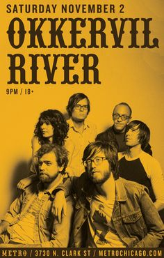 Okkervil River - Matthew E. White 11.02.13 | $26