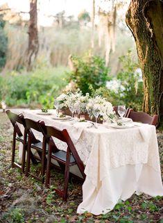 Ideen für die Tischdeko zur Hochzeit | Friedatheres