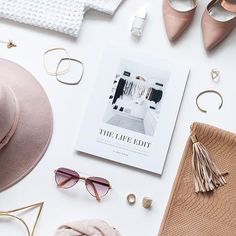 next on my ready list: @megbiram's the edit. spent the weekend getting ready of the extra and working to live with less. by kathrynelisestudio