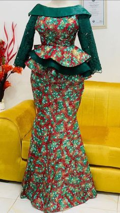African Dresses For Kids, African Wear Dresses, African Fashion Designers, Latest African Fashion Dresses, African Print Fashion, African Attire, African Print Dress Designs, African Traditional Dresses, Look