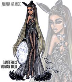 Ariana Grande 'Dangerous Woman Tour' by Hayden Williams: Look 5
