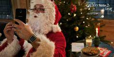 Noel baba note3 hediye veeerrr...