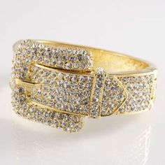 WickedVegas.net and Chic Diva Girl | Gold Tone Bangles, Bracelets and Cuffs