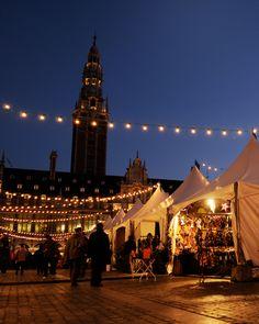 Leuven Christmas Market ~ Belgium