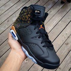 Customs air Jordan 6