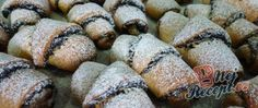 Křupavé rohlíčky s bohatou makovou náplní Croissants, Cake Pops, Kefir, Muffins, Nutella, Super, Top Recipes, Food Portions, Foods