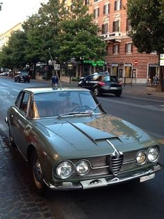 Alfa Romeo 2600 Sprint Squadra Volante