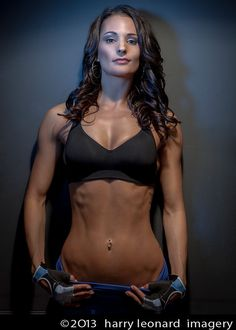 Vegan Bodybuilding & Fitness- Samantha Shorkey