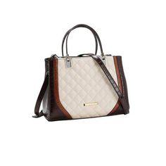 b8fdf4d7a Linda bolsa com essa cor mais clara em destaque. Material: Confeccionada em  material sintético