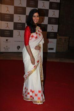 Sakshi Tanwar at Loreal Femina Women's Awards.