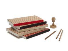 RED DOT sketchbooks VOALA graphic studio