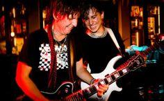 Frank Ricci & Kee Marcello #frankricci #francescoricci #frankricciguitar #frankricciguitarist #keemarcello #rock #rockandroll #guitar #guitarist #live #music #stage #musiclive #jamsession #rocknight #ilovemusic #henryruggeri #henryruggeriphoto