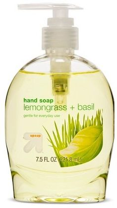 up & up Hand Soap - Lemongrass + Basil - Fl Oz. Liquid Hand Soap, Lemon Grass, Soap Dispenser, Beauty Care, Body Care, Basil, Bath And Body, Health And Beauty, Hair Care