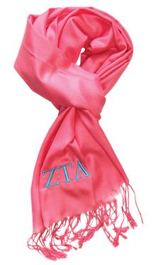 It's time to prepare for SPRING! Can't wait to shed the coat and wrap up with a Coral ZTA Pashmina! $14