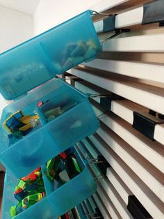 Use MANDAL to store your LEGO bricks for quick & easy building - IKEA Hackers