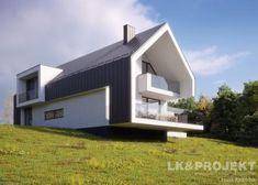 Projekty domów LK Projekt LK&1382 zdjęcie wiodące