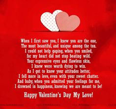 valentines day poems wife funny