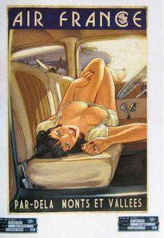 Air France publicité