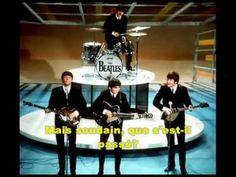 Bruce Scott - Je croyais (The Beatles - Yesterday)
