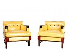 11 Awesome Yellow Leather Chair Picture Idea