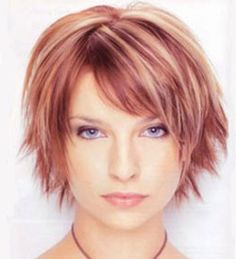 Choppy Exterior Long Top - Haircut .... cool bold highlights on Very Warm Dark Base - Hair Color....wavy medium to course texture