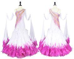 Ballroom Diva | Smooth & Standard Dresses | Encore Ballroom Couture