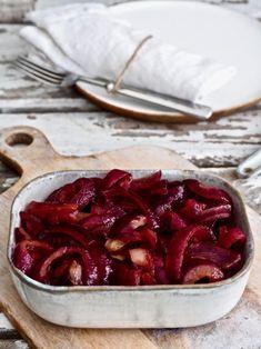 Ratatouille, Fish Recipes, Summer Recipes, Side Dishes, Strawberry, Baking, Fruit, Ethnic Recipes, Food