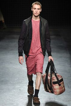 Christopher Raeburn Spring 2016 Menswear Fashion Show: Complete Collection - Style.com