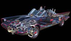 Best of the Batmobile