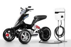 Sway Tilting Electric Trike Coming in 2016: Video